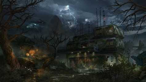 CoD Black Ops 3 Eclipse DLC Zombies Map Revealed