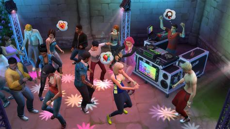 Gamescom 2015: The Sims 4: Get Together expansion