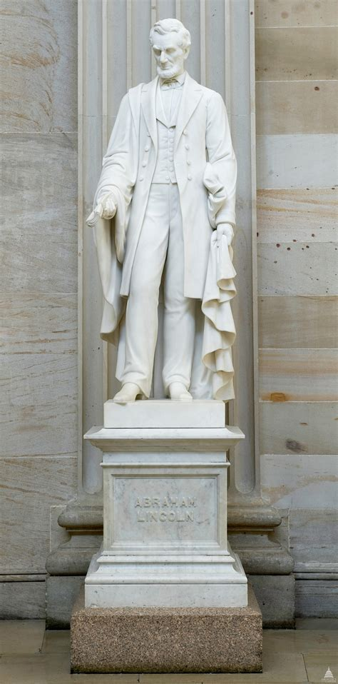 Abraham Lincoln Statue | Architect of the Capitol | United