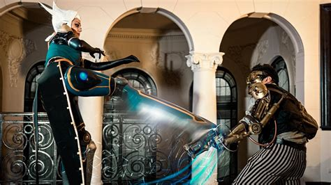 Cosplay Camille! – How2Play