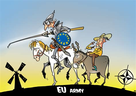 EU ARMY IS NOW A REALITY   venitism
