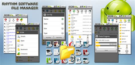 Five free file managers for Android