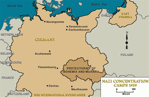 Nazi concentration camps, 1933–39 | The Holocaust Encyclopedia