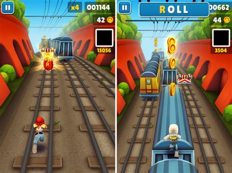 Subway Surfers for Low Memory Android Mobiles - Appupro
