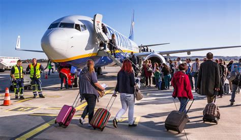 Passengers Will Only Be Allowed One Small Bag On Ryanair