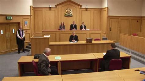 The Magistrates' Court - YouTube