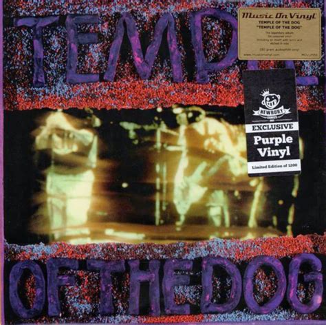 Temple Of The Dog - Temple Of The Dog (2015, Vinyl)   Discogs