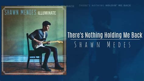 Shawn Mendes-There's nothing holding me back(lyric)[中文字幕