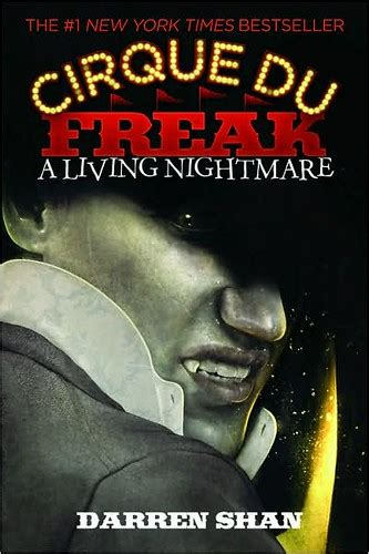 Cirque Du Freak 1 - A Living Nightmare | The first book in