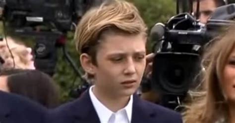 Democrats Spend Father's Day Attacking 13-Year-Old Barron
