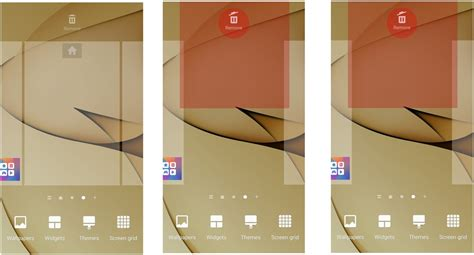 How to manage Home screen settings on the Samsung Galaxy