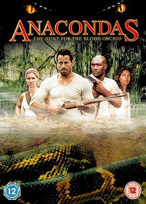 Rent Anacondas: The Hunt for the Blood Orchid (2004) film
