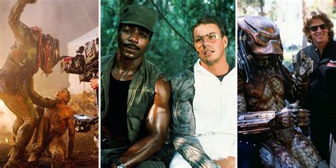 20 Crazy Details Behind The Making Of The Predator Movies