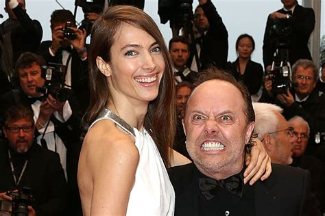 Metallica's Lars Ulrich Photographs Wife For Clothing Line
