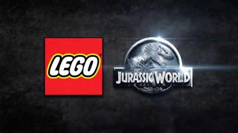 LEGO Jurassic World: New Trailer and Release Date Revealed