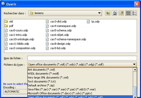 OpenDocument odt Editor
