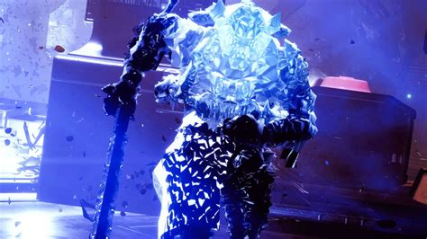Destiny 2 Stasis Trailer Showcases Ice Supers In Beyond