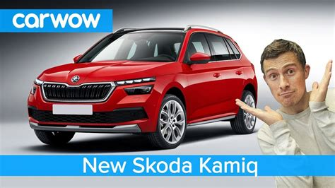 New Skoda Kamiq SUV 2020 - see why it's a better buy than