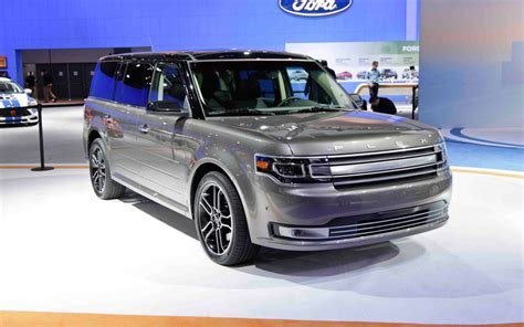 2019 Ford Flex - News and Price - Car Reviews & Rumors